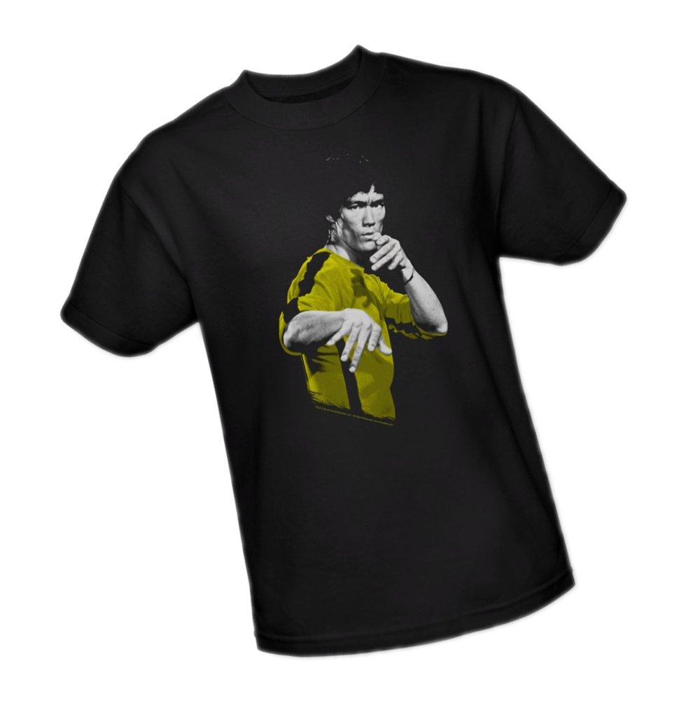 Suit Of Death Bruce Lee T Shirt 5898