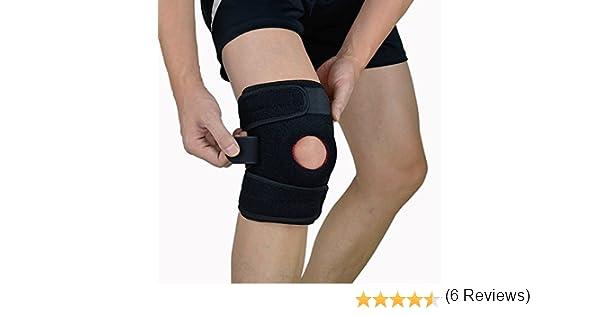 Soporte deportivo para rodilla, EveShine soporte de compresión de ...