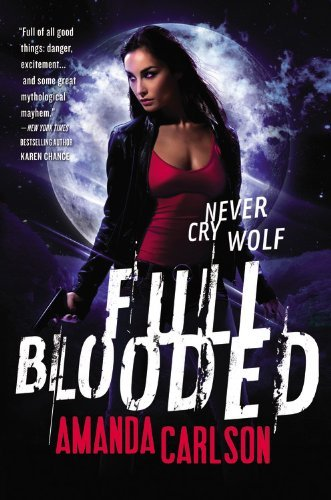 Full Blooded (Jessica McClain) by Amanda Carlson (2012-09-11)