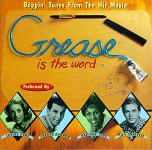 Grease Is The Word: Now free shipping 5 popular Boppin' Tunes Hit 1998 Studi Movie From