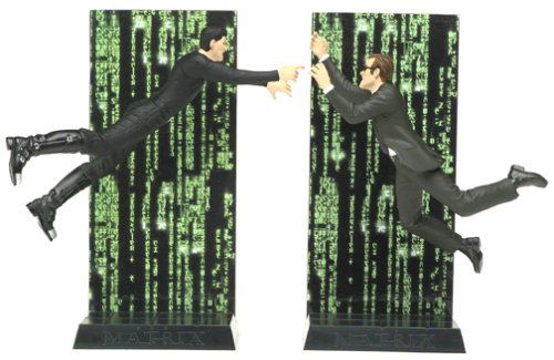 Matrix Neo vs Agent Smith 6 2-pk