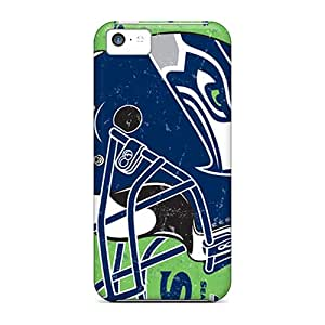New Snap-on BillCM Skin Case Cover Compatible With Iphone 5c- Seattle Seahawks