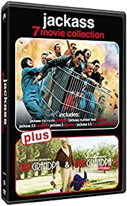 Jackass 7-Movie Collection/