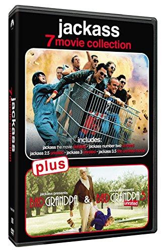 Jackass 7-Movie - Jackass The Movie Dvd
