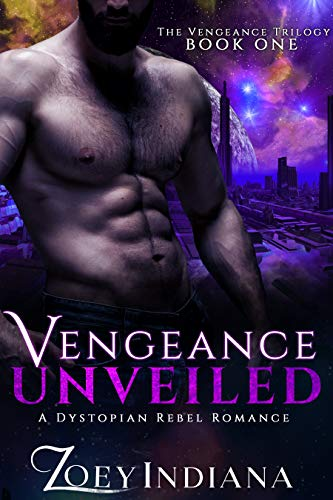 Vengeance Unveiled - A Dystopian Rebel Romance: Book 1 of The Vengeance Trilogy