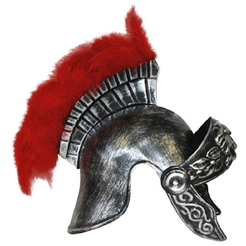 Marc Antony Costume (Roman Commander Helmet - Adult Std.)