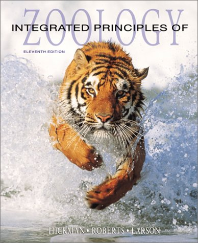 Integrated Principles of Zoology (Book ) with CDROM