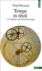 Temps et récit, tome 1