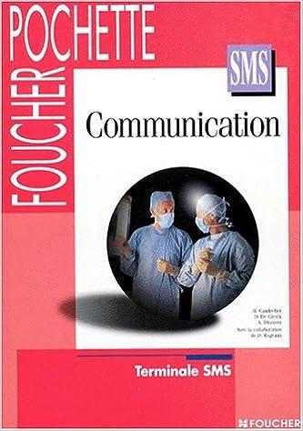 En ligne téléchargement Communication, Terminale SMS (Livre pochette) pdf