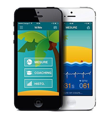 Phyode W/Me-green Wellness Tracker, Green