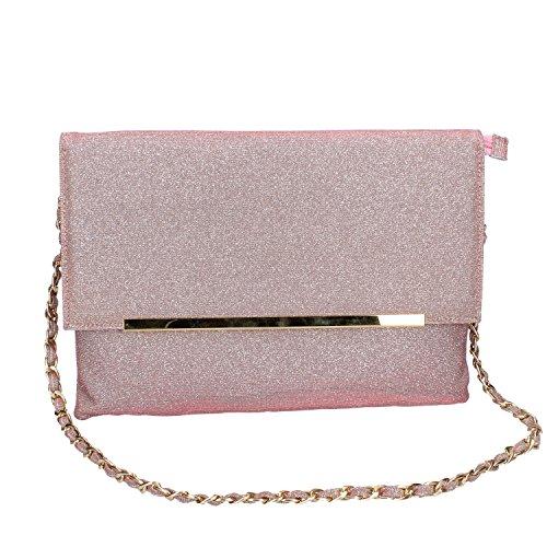 MADE Rose ITALY IN Oro pour Pochette Femme 8n8xwPrRH