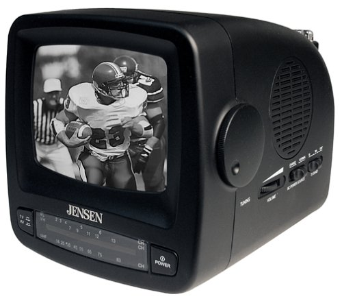 jensen portable tv - 2