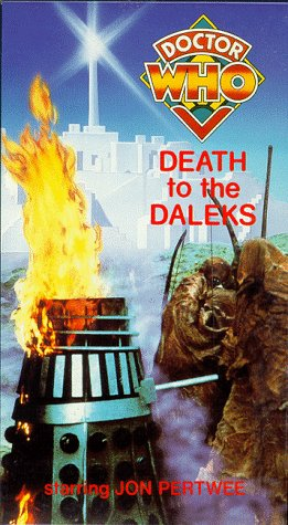Doctor Who: Death to Daleks [VHS]