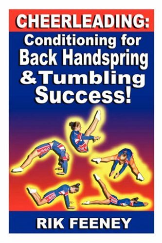 Download Cheerleading: Conditioning for Back Handspring & Tumbling Success! pdf