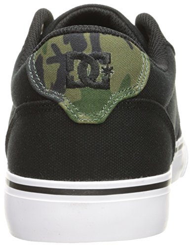 DC Men's Anvil Tx Sp Skateboarding Shoe, Camo, 9 D US