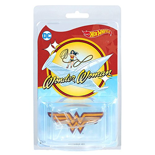 Hot Wheels 2017 Collector Edition Wonder Woman Invisible Jet