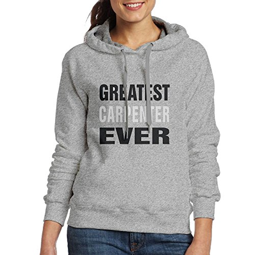 ZengShang Greatest Carpenter Everlong Sleeve For Women Custom Hoodie (Everlong Sleeve)