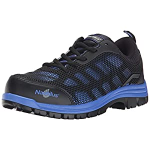 Nautilus 1821 Slip Resistant Comp Toe No Exposed Metal EH Athletic Shoe