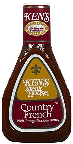 Ken's Steak House Country French Salad Dressing (2) (French Dressing American)