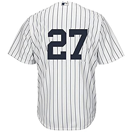 d8321caeedf Giancarlo Stanton New York Yankees  27 Men s Majestic Home Replica Cool Base  Player Jersey (