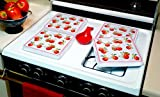 apple stove burner - Harvest Apple Gas Burner Covers