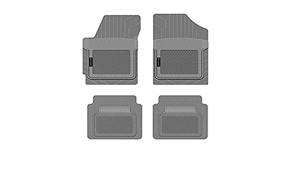 Custom Fit Car Mat 4PC Gray PantsSaver 2804112