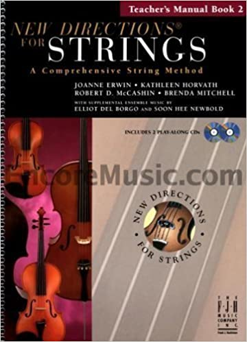 New Directions for Strings Viola Book 2 Sheet music – August 1, 2009