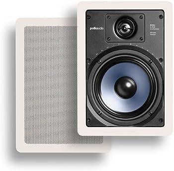 Polk Audio RC65i 2-Way In-Wall Speakers (Pair)