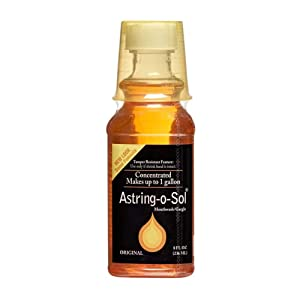 Astring-O-Sol Mouthwash Concentrate, 8 Ounces
