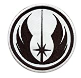 iron on patch star wars - Star Wars Jedi Order Embroidered Sew Iron on Patch