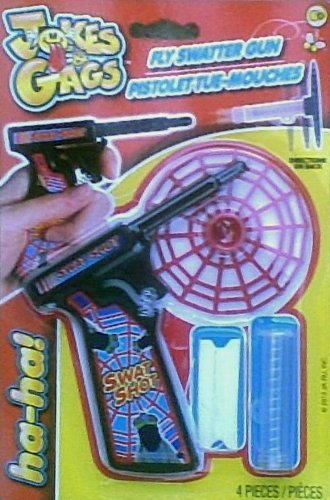 Fly Swatter Gun - Really Works!