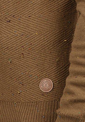 Hombre 100 Cinnamon Capucha Suéter Para Jersey De Balduin Sudadera Con Algodón 5056 solid Punto 0vSgq47