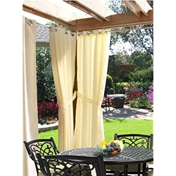 Gazebo Indoor Outdoor Window Panel 50 By 96 Natural