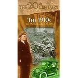 20th Century: 1910's Modern Age Begins