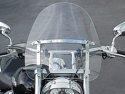 Pare brise moto Honda Shadow VT125//250 99-08