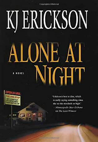 book cover of Alone at Night