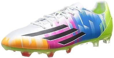 reputable site cc600 969da adidas Messi, TRX FG Fußballschuh Herren F30, Weiß - Weiß - Weiß - Größe