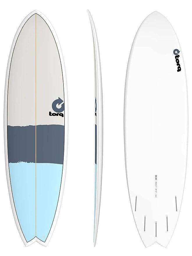 TORQ Tabla de Surf Tet 6.3 Fish New Classic: Amazon.es: Deportes y ...