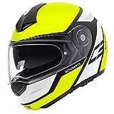 Pre Order 2017 SCHUBERTH C3 Pro Echo Yellow Motorcycle Helmet