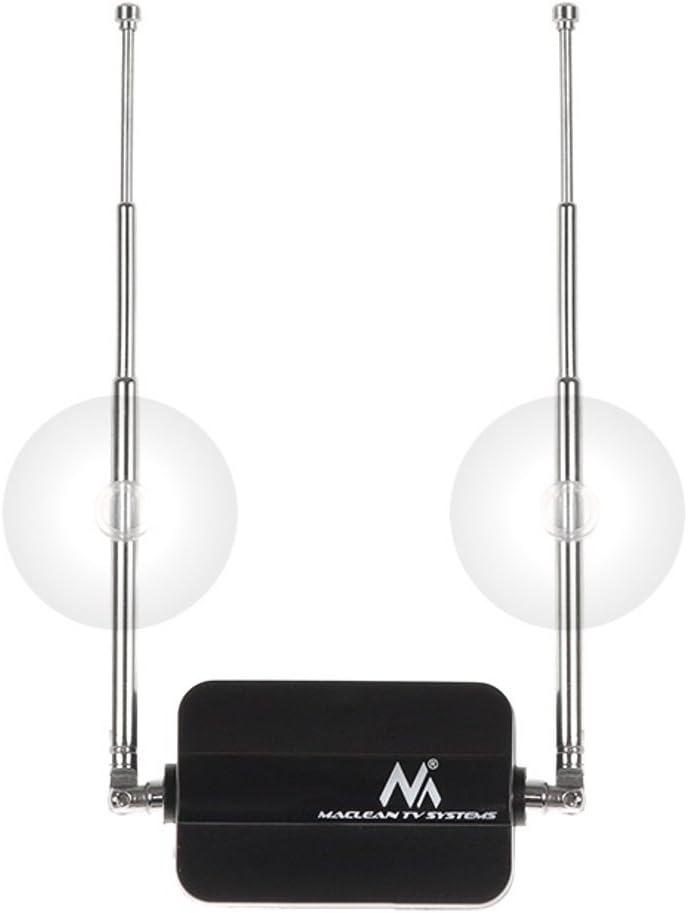 Maclean MCTV-986 - Antena TDT amplificada para Coche