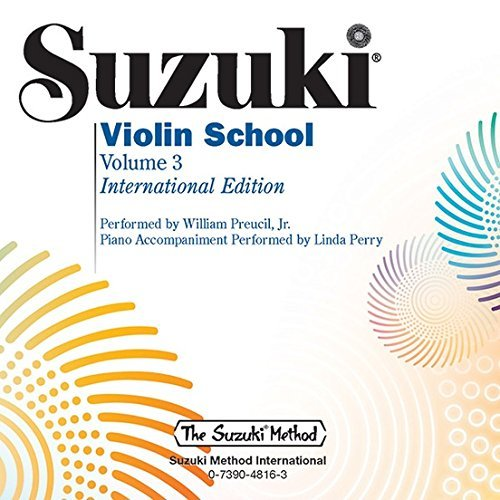 Suzuki Violin School, Vol. 3