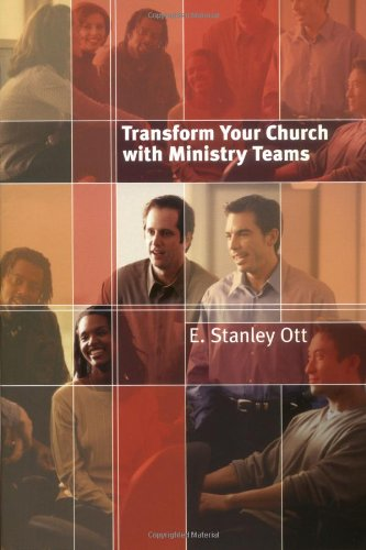 Download Transform Your Church with Ministry Teams pdf