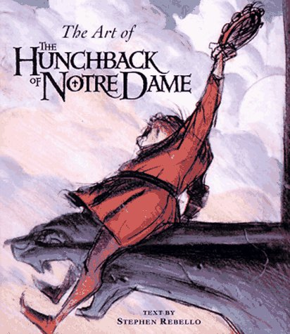 The Art of The Hunchback of Notre Dame (Disney Miniature)