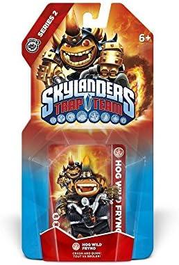ACTIVISION Skylanders: Trap Team - Figura Single Hog Wild Fryno: Amazon.es: Videojuegos