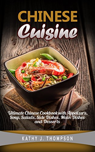 Chinese Cuisine Book