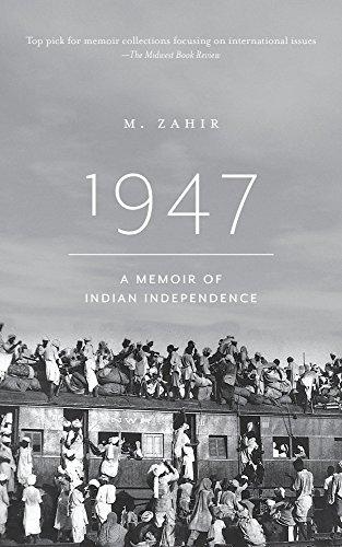 amazon com 1947 a memoir of indian independence ebook m zahir