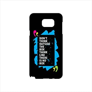 Fmstyles - Samsung Note 5 Mobile Case - Don't think outside the box