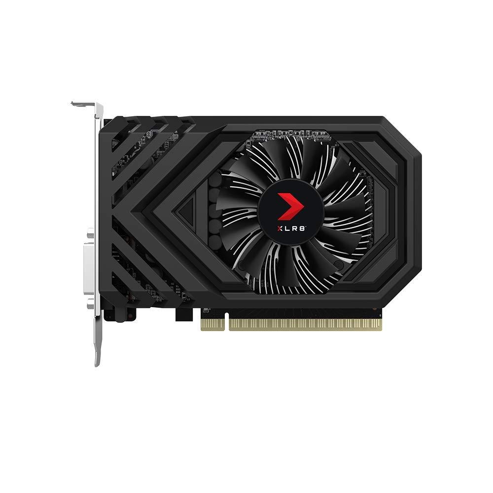 PNY GeForce GTX 1650 4GB XLR8 Gaming Overclocked Edition Graphics Card
