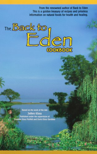 Price comparison product image The Back to Eden Cookbook