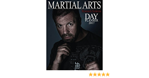 Martial Arts Research Systems Day Planner / Training Diary ...